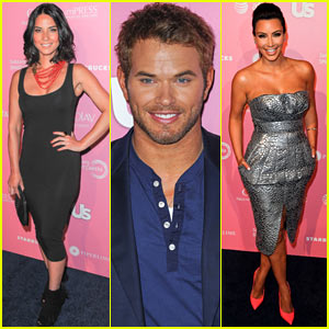 Olivia Munn &#038; Kellan Lutz: Hot Hollywood Party Pair!