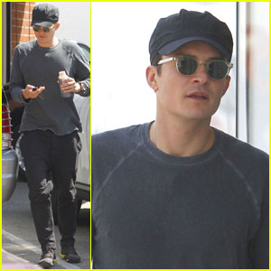Orlando Bloom: Detox Market Juice!