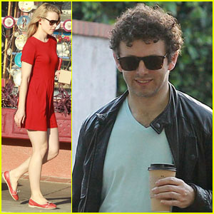 Rachel McAdams & Michael Sheen: Shopping Sweethearts