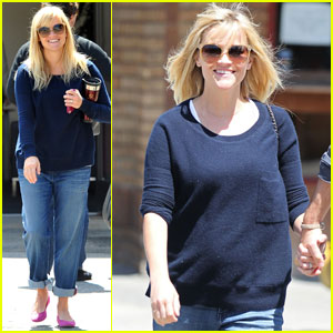 Reese Witherspoon & Jim Toth: Abbot Kinney Couple
