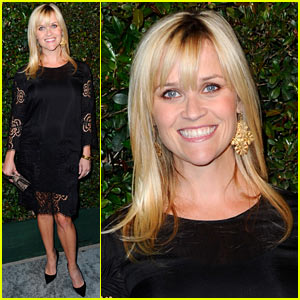 Reese Witherspoon: 'My Valentine' Party Premiere!