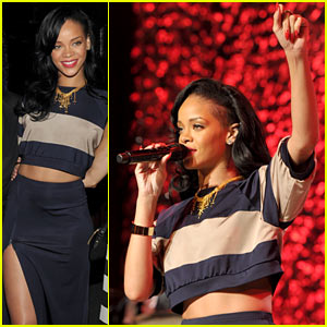 Rihanna: 'Unforgettable Evening' Performer!