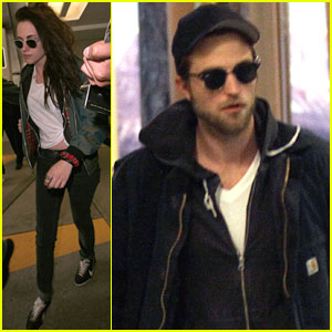 Robert Pattinson & Kristen Stewart: 'B