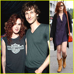 Rumer Willis & Lily Collins: Secret Gotye Concert!