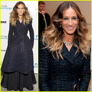 Sarah Jessica Parker: Children's Hospital Benefit Gala!
