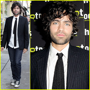 Adrian Grenier: 'My Name Is Faith' Premiere!
