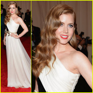 Amy Adams - Met Ball 2012