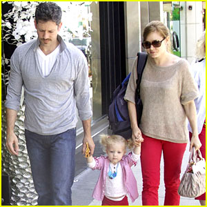 Amy Adams: Nate 'N Al's Family Lunch!