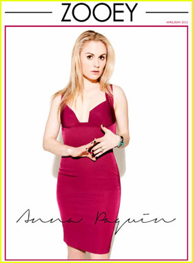 Anna Paquin Talks Bisexuality & Teeth with 'Zooey'