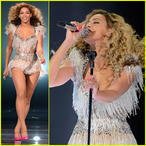 Beyonce: Revel Performance in Atlantic City!