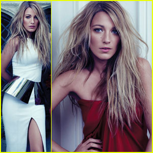 Blake Lively Talks Friendships & 'Gossip Girl' Finale