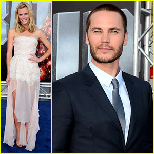 Brooklyn Decker &#038; Taylor Kitsch: 'Battleship' Premiere!