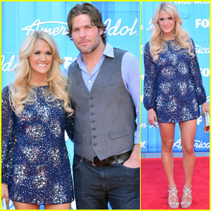 Carrie Underwood: 'American Idol' Finale with Mike Fisher!