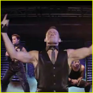 Channing Tatum: New 'Magic Mike' Trailer!
