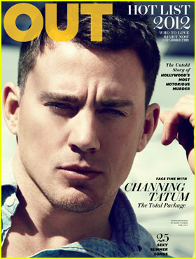 Channing Tatum: I 'Never Enjoyed' Taking My Clothes Off
