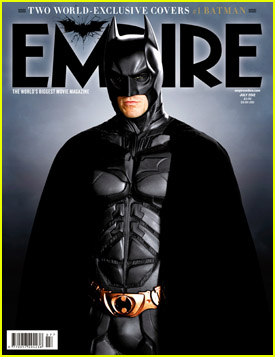 Christian Bale & Anne Hathaway Cover 'Empire' July 2012