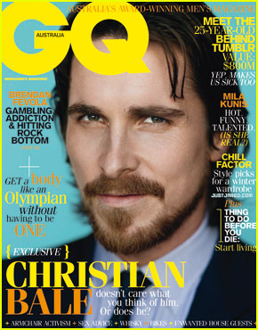 Christian Bale & Drew Barrymore Dated Once as Teens