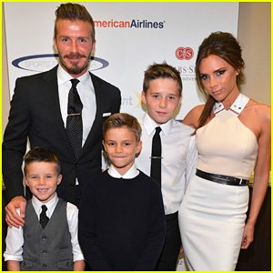 David &#038; Victoria Beckham: Sports Spectacular!
