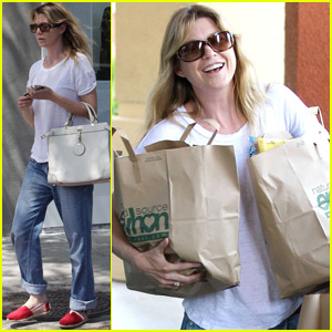 Ellen Pompeo: Saturday Shopper