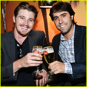 Garrett Hedlund: Cannes Cinema Club Stop!