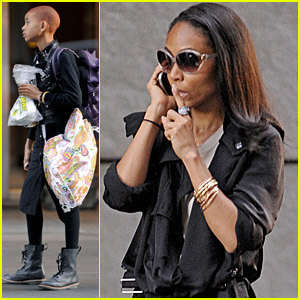 Jada Pinkett Smith & Willow: Back in the Big Apple