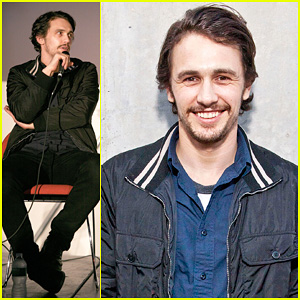James Franco: 'Dangerous Book Four Boys' Signing!