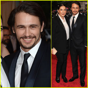 James Franco - Met Ball 2012