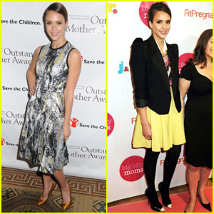 Jessica Alba: Outstanding Mom & Biggest Baby Shower!