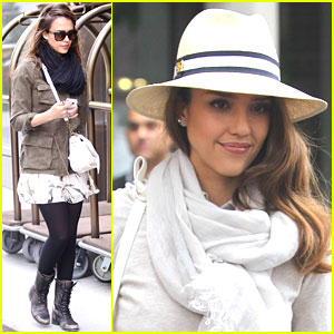 Jessica Alba: Mother's Day Gift Guide!