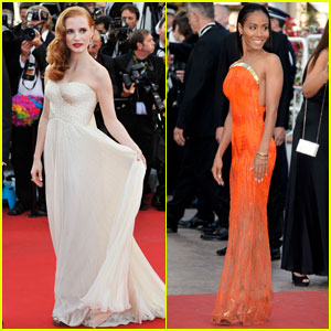 Jessica Chastain &#038; Jada Pinkett Smith: 'Madagascar 3' Premiere!