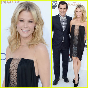 Julie Bowen & Ty Burrell - Billboard Awards 2012