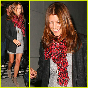 Kate Walsh: Craig's Dinner Date