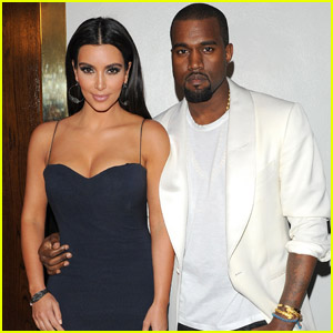 Kanye West & Kim Kardashian: FiFi Fragrance Awards!