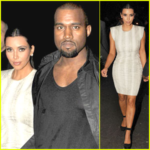 Kim Kardashian: Zuma with Kanye West!