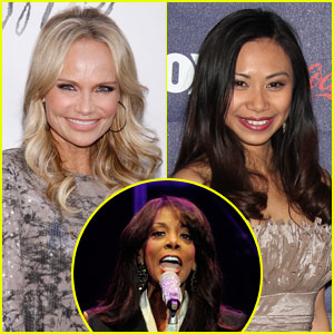 Kristin Chenoweth: Donna Summer Tribute for 'Idol' Finale!