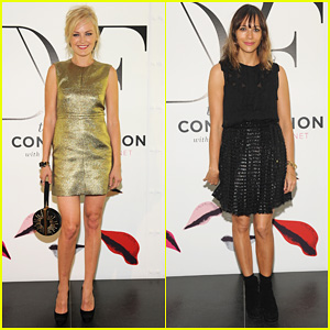 Malin Akerman & Rashida Jones: 'The Conversation' Launch!