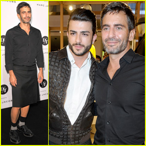 Marc Jacobs: Insights & Perspetives' Exhibit with Harry Louis!