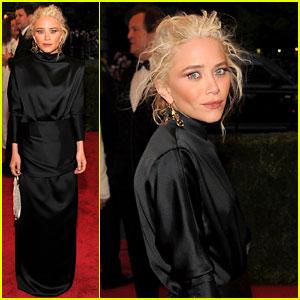 Mary-Kate Olsen - Met Ball 2012