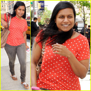 Mindy Kaling: 'BJ Novak is My Best Friend and Mortal Enemy'