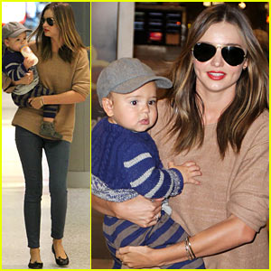 Miranda Kerr Welcomes Lily Aldridge to Twitter!