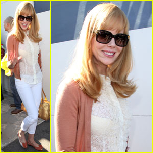 Nicole Kidman Arrives at Cote for Cannes