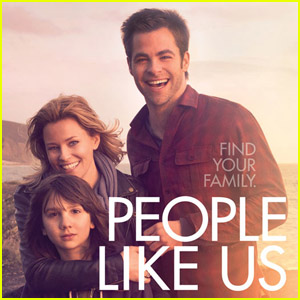 Chris Pine & Elizabeth Banks: 'People Like Us' Featurette