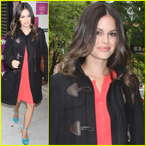 Rachel Bilson: 'Wendy Williams Show'!