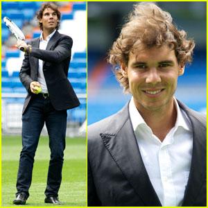Rafael Nadal: Alma Nadal Charity Match!
