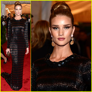 Rosie Huntington-Whiteley - Met Ball 2012