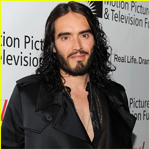 Russell Brand: 2012 MTV Movie Awards Host!