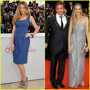 Sean Penn &#038; Petra Nemcova: Haiti Carnival in Cannes