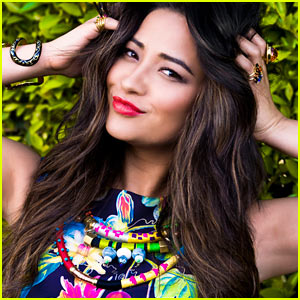Shay Mitchell Photo Shoot - JustJared.com Exclusive!