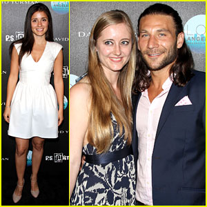 Shiri Appleby & Zach McGowan: P.S. Arts Celebration