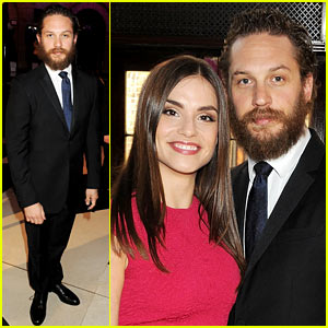 Tom Hardy: British Academy Television Craft Awards!